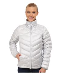 The North Face - Gray Aconcagua Jacket - Lyst
