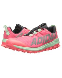 Adidas Originals - Red Vigor 6 Tr - Lyst