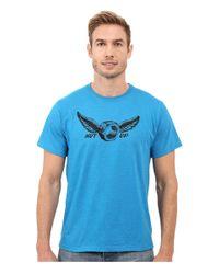 Mountain Hardwear - Blue Nut Uptm S/s Tee for Men - Lyst