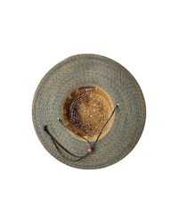 San Diego Hat Company | Blue Ubl6483 4 Inch Brim Sun Hat With Adjustable Chin Cord | Lyst