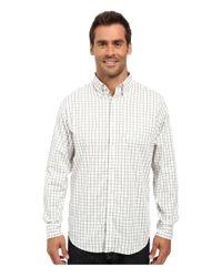 Mountain Khakis - White Davidson Stretch Oxford Shirt for Men - Lyst