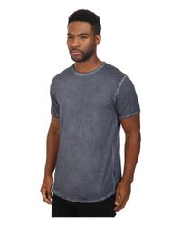 Publish - Blue Edgar - Oil Washed Tee for Men - Lyst