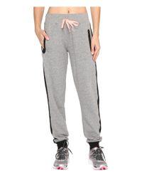 Fila | Gray Future Pants | Lyst