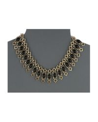 House of Harlow 1960 - Multicolor Lady Grace Collar Necklace - Lyst
