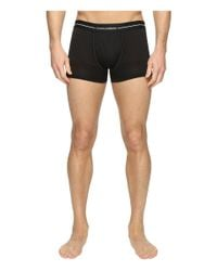 Dolce & Gabbana Black Tailored Stitches Regular Boxer for men