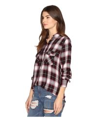 BB Dakota - Multicolor Ebson Plaid Shirt - Lyst