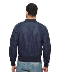 Alpha Industries - Blue L-2b Scout Jacket for Men - Lyst