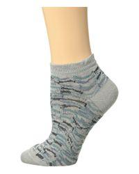 Falke - Gray Trullo Sneaker Sock - Lyst