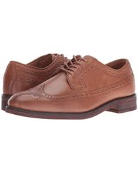 Polo Ralph Lauren - Brown Moseley Lace-ups for Men - Lyst