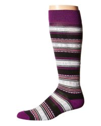 Bula - Purple Socks Aztek - Lyst