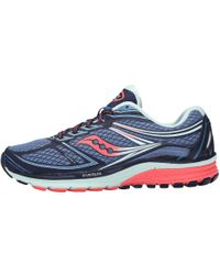Saucony - Blue Women's Guide 9 Running Shoe - Lyst