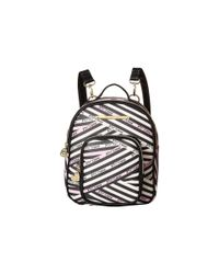 Betsey Johnson - Black Mini Convertible Backpack - Lyst