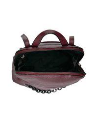 Calvin Klein - Multicolor Hera Pebble Backpack - Lyst