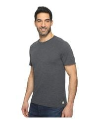 Agave - Gray Mickey Short Sleeve Crew Tri-blend Jersey for Men - Lyst