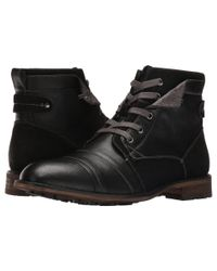 Steve Madden - Black Sigmund for Men - Lyst
