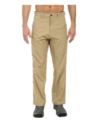 Mountain Khakis - Natural Equatorial Pant for Men - Lyst