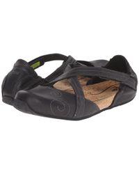 Ahnu - Black Karma Latitude Leather - Lyst