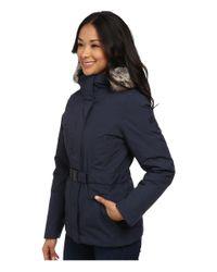 The North Face | Blue Dunagiri Jacket | Lyst