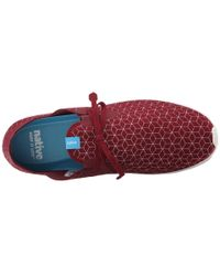 Native Shoes - Embroidered Apollo Moc - Lyst
