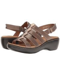 Clarks - Brown Delana Maloren - Lyst