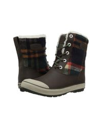 Keen - Black Elsa Boot Wp - Lyst