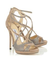 Jimmy Choo | Metallic Vault | Lyst