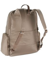 Tumi | Brown Voyageur Calais Backpack for Men | Lyst