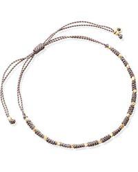 Astley Clarke | Metallic Imagination Skinny Bracelet | Lyst