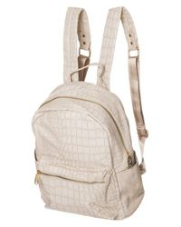 Urban Originals | Natural 'runway' Backpack | Lyst