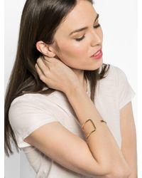 BaubleBar | Metallic Medusa Metal Cuff | Lyst