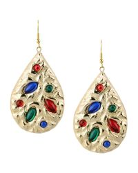 Gogo Philip - Metallic Earrings - Lyst