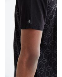 Zanerobe - Black Flintlock Geo Tee for Men - Lyst