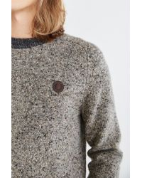 Fred Perry | Gray Cardigan for Men | Lyst