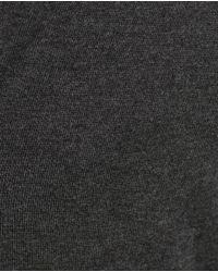 Zara   Black Viscose Cardigan for Men   Lyst