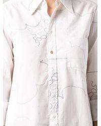 Dosa White Kymber Shirt