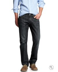 526cf635 Banana Republic Factory Vintage Straight-fit Jean in Blue for Men - Lyst
