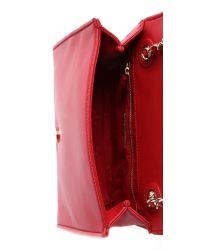 Tory Burch - Red Fleming Medium Shoulder Bag - Lyst