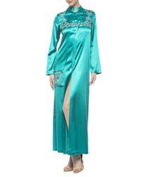 La Perla | Green Robe | Lyst