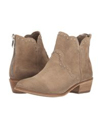 Chinese Laundry | Natural Saunter Western Bootie | Lyst