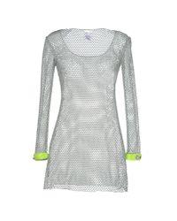 Pinko - Gray Sweater - Lyst