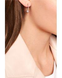 Ileana Makri - Metallic Broken Link 18-karat Gold Diamond Earrings - Lyst