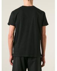 LES (ART)ISTS Black Wang 83 T-Shirt for men