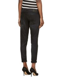 R13 - Black 'the Drop' Jeans - Lyst