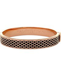 Halcyon Days | Pink Salamander Bangle - For Women | Lyst