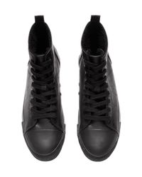 H&M Black Pile-lined Trainers for men