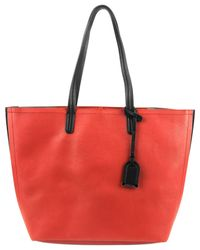 Kenneth Cole Reaction - Red Clean Slate Large Tote - Lyst