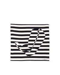 Golden Goose Deluxe Brand - Black Square Scarf - Lyst