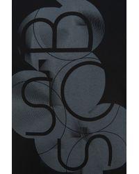 BOSS Black Regular-fit Cotton T-shirt: 'terni 121' for men