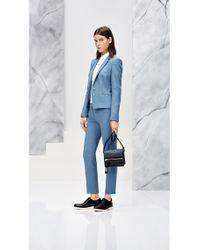 HUGO | Blue Regular Fit Trousers: 'helara' | Lyst