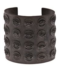 Brevard - Metallic Eye Cuff - Lyst
